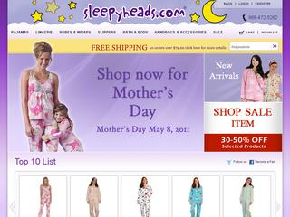 SleepyHeads.com coupons