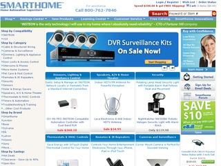 Smarthome.com coupons