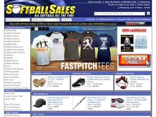 Softball.com coupons