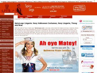 SpicyLegs.com coupons