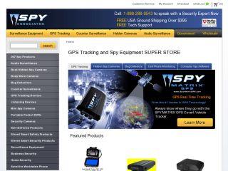 SpyAssociates.com coupons