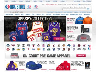 The NBA Store coupons