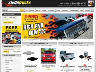 Stylin Trucks coupons