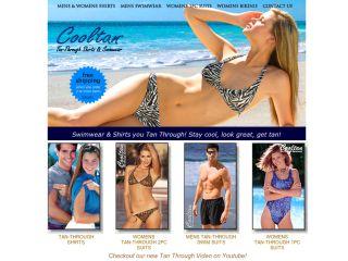 Cooltan Tan Through coupons