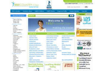Test Country coupons