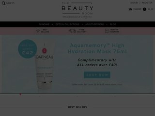 thebeautyroom coupon code