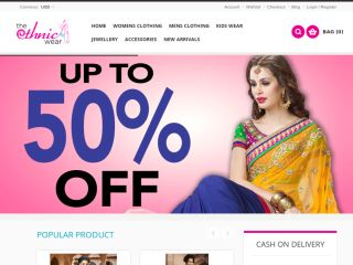 Theethnicwear.com coupons