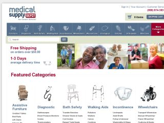 The Medical Supply Depot.com coupons