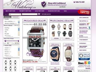 TheWatchery.com coupons