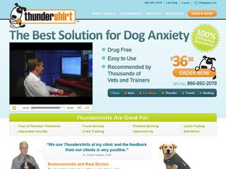 Thundershirt - Same Day Shipping at BaxterBoo25% off all orders · No Hassle Day Returns · Fast Same Day ShippingTypes: Coats, Sweaters, Bowls.