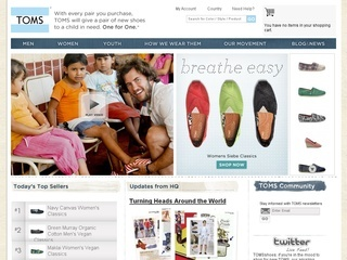 Toms Shoes Coupon Code 2011 On Oct Coupons Free Toms Available Money