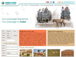 Tourpackagerajasthan.com coupons