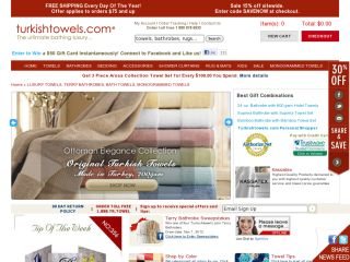 turkishtowels.com coupons