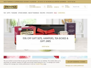 twinings coupon code
