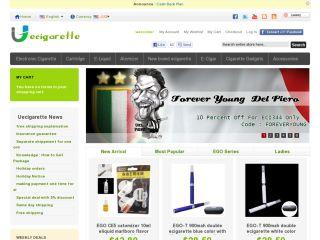 Uecigarette.com coupons