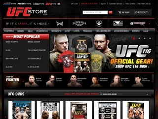 All Active UFC Store Coupon Codes & Promo Codes - Up To 25% off in December 2018