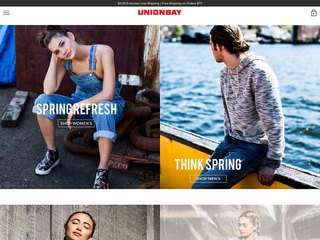 Unionbay.com coupons