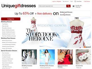 Uniquegiftdresses.com coupons
