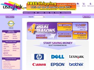 USA 4 Ink coupons