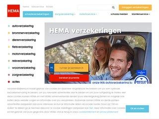 HEMA verzekeringen NL