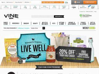 Vine.com coupons