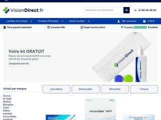 Vision Direct FR
