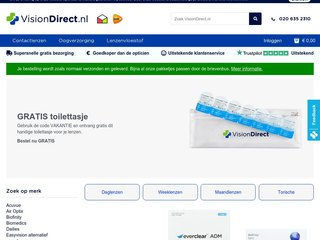 Vision Direct NL