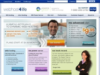Web Host 4 Life  coupons