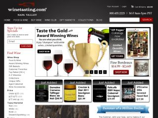 WineTasting.com coupons