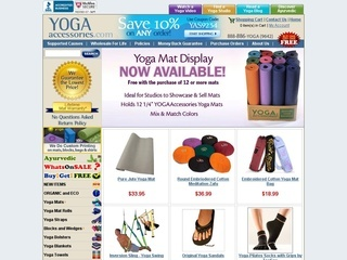 YogaAccessories.com coupons