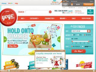 Yoyo.com coupons